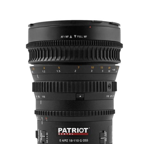SONY E-mount lenses pc