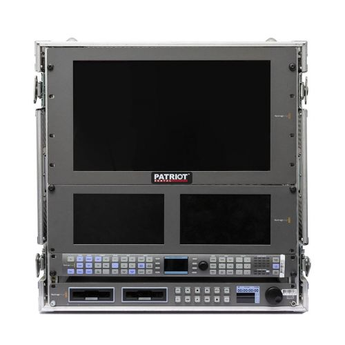Mobile TV studio pc