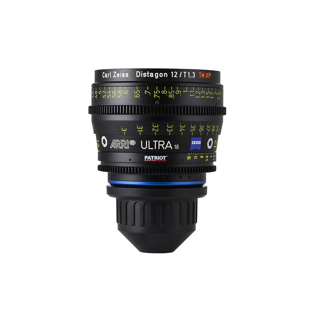 12mm ARRI ULTRA 16 lens T1.3 S-16mm