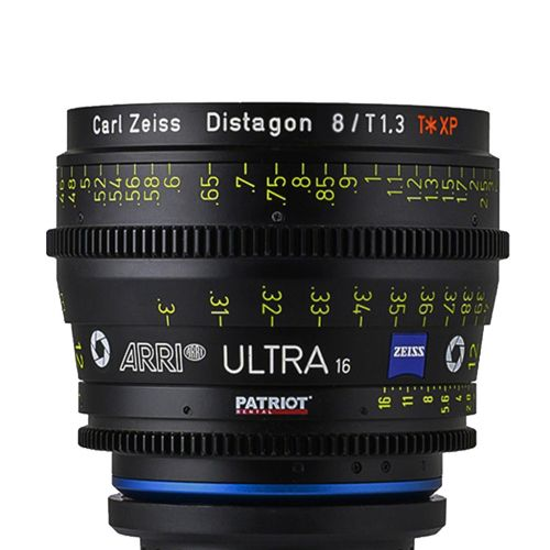 Super 16 lenses pc