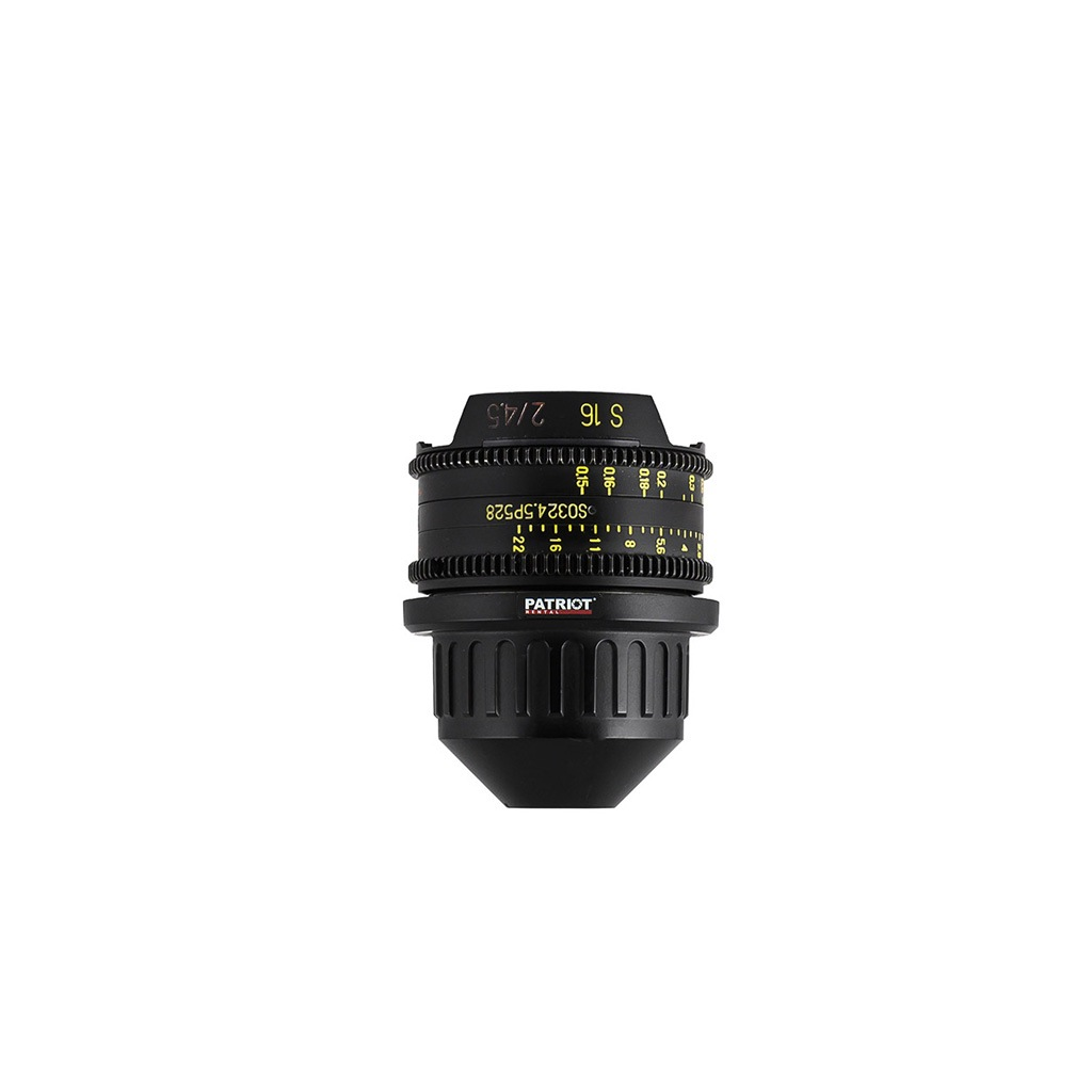 4.5mm ELITE Fish Eye T2.2 S-16mm