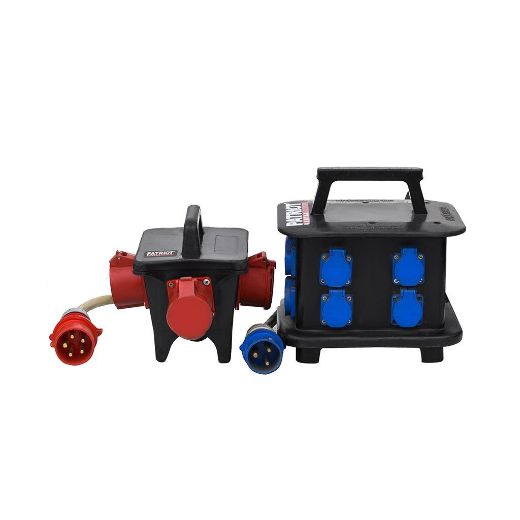Power Distro Boxes Big 32A/380V & 220V
