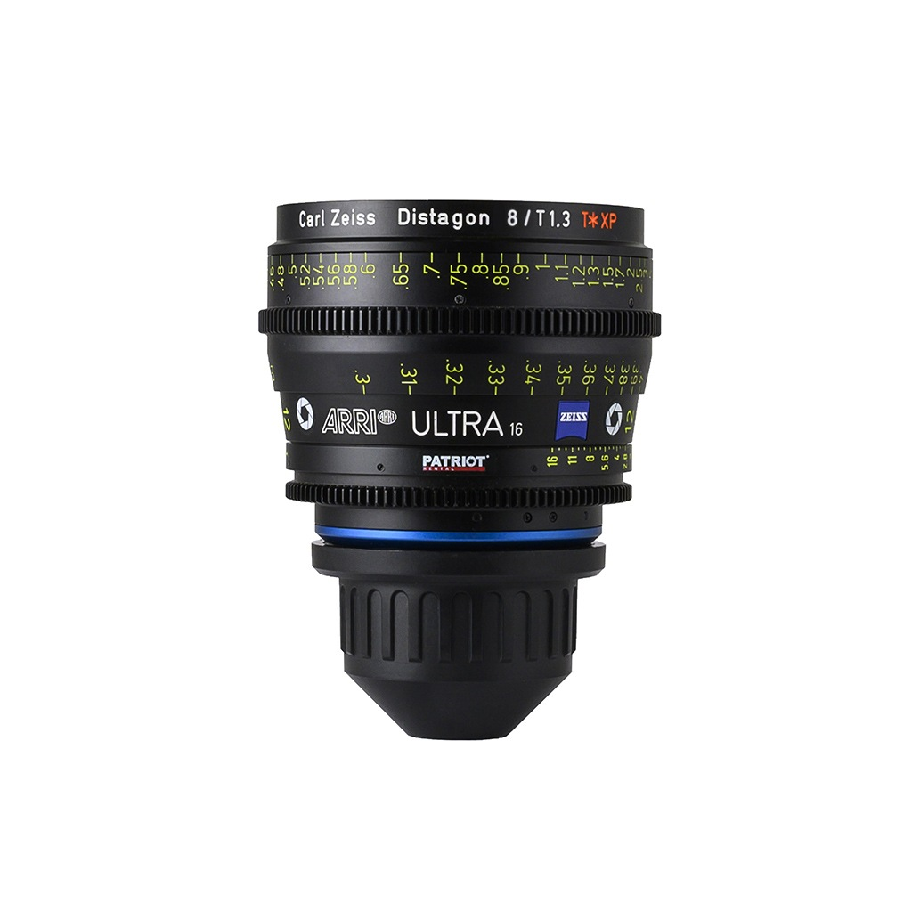 8mm ARRI ULTRA 16 lens T1.3 S-16mm