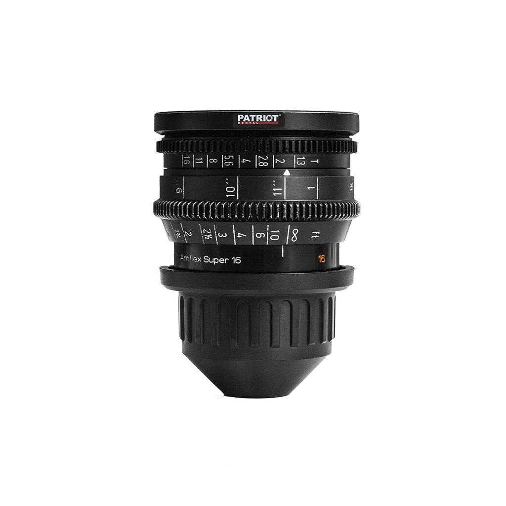 16mm ARRI Zeiss Distagon lens T1.3 S-16mm
