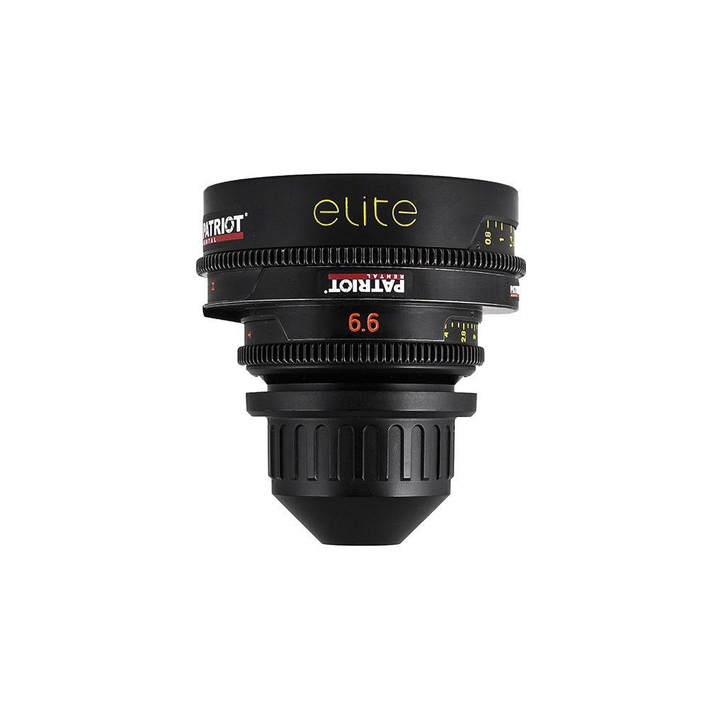 6.6mm ELITE lens T1.3 S-16mm