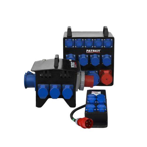 Power DistroBoxes pc