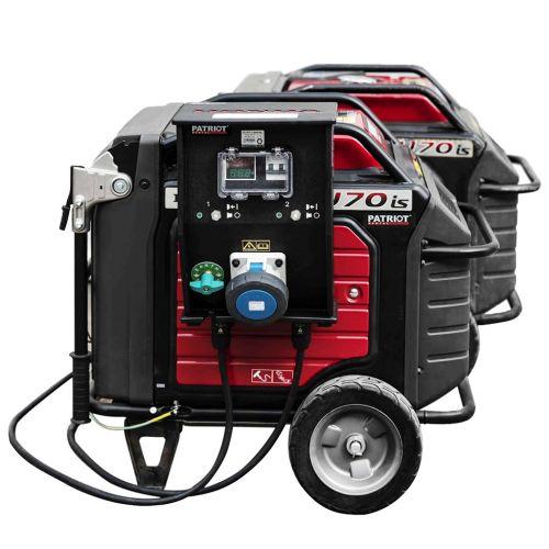 Portable Power Generators pc