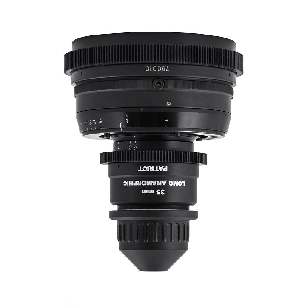 35mm LOMO ANAMORPHIC 2x lens T2.5