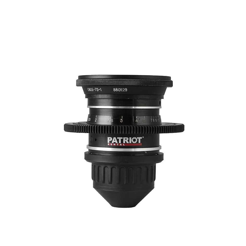 75mm LOMO OKC lens T2.2
