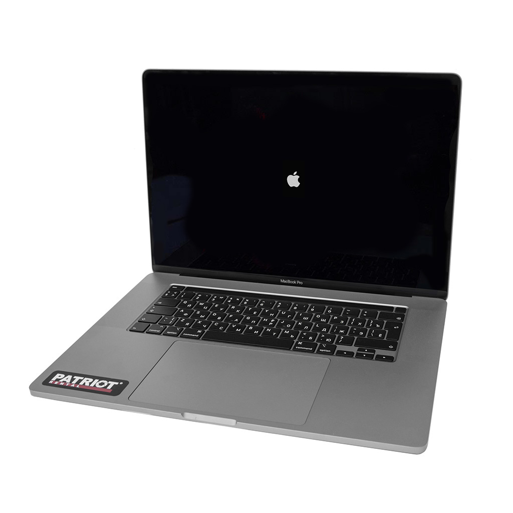 Macbook Pro 16″ PlayBack & Edit