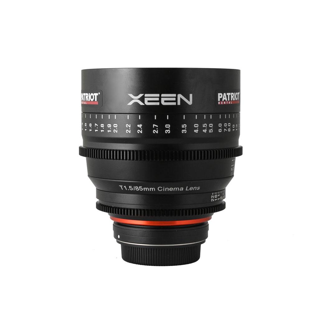 85mm ROKINON XEEN CINE Lens T1.5