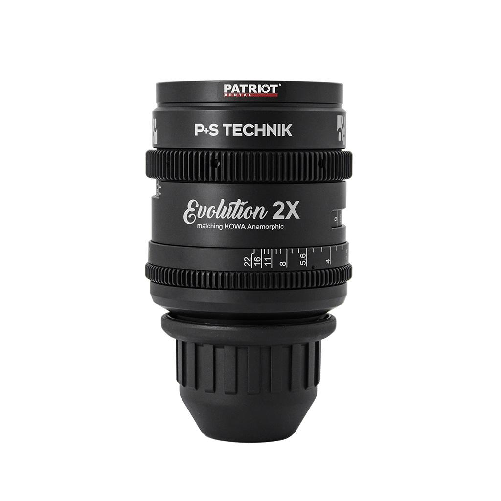 KOWA Evolution 2X 50mm T2.4 lens, PL-Mount