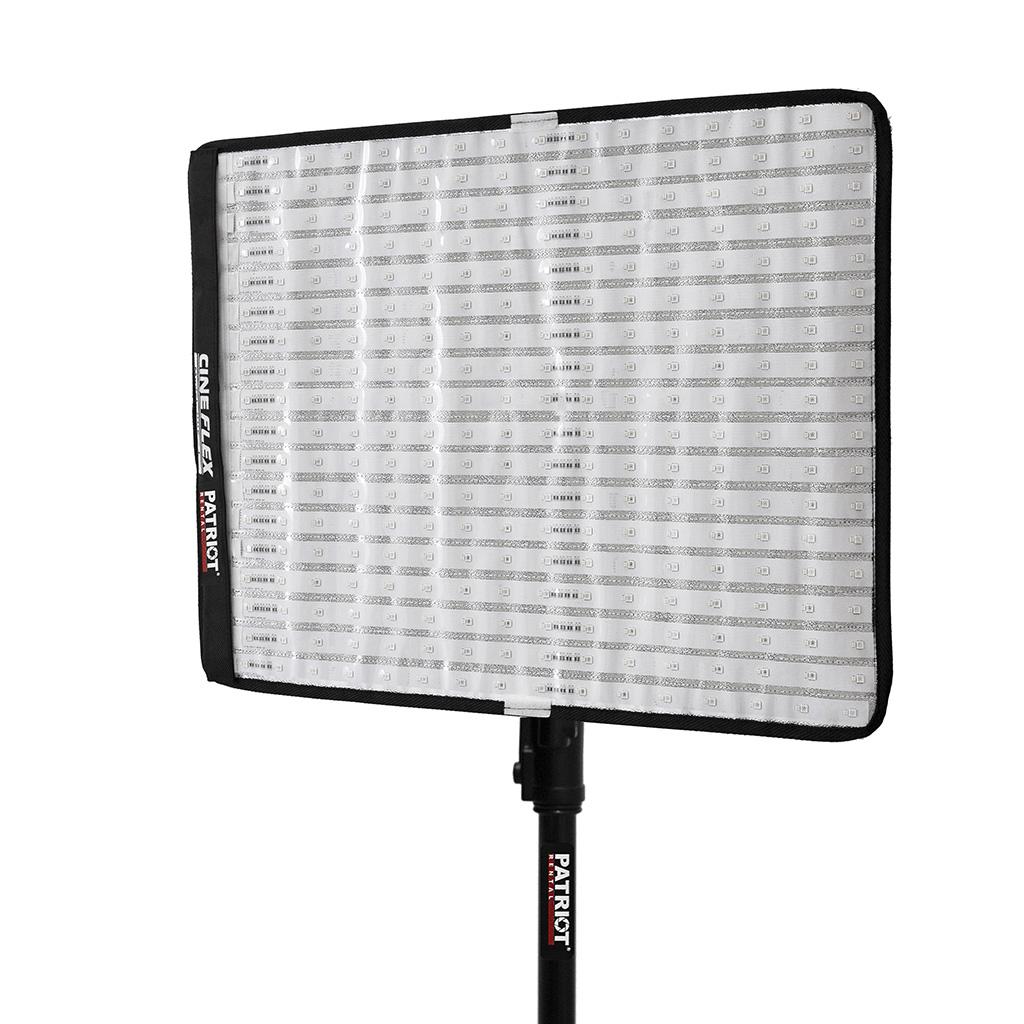 """2×1,5 CineFLEX HUE """"L"""" 100W RGBW LED Mat"""