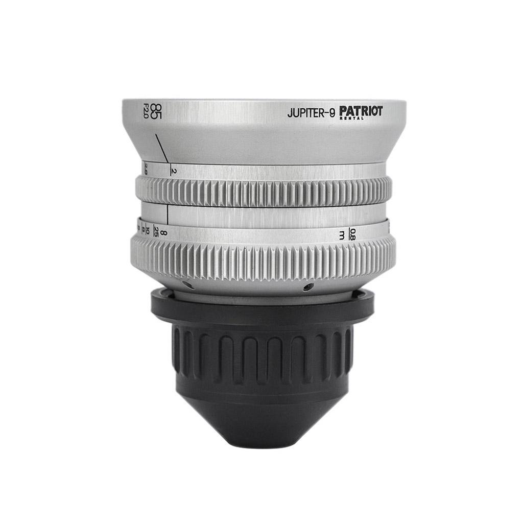85mm IronGlass JUPITER-9 Lens F2.0