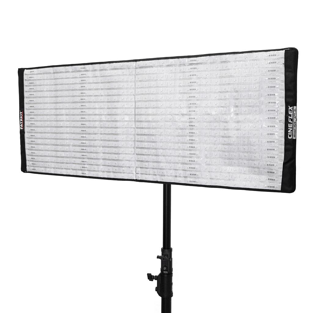 """4×1,5 CineFLEX HUE """"4FT-2L"""" 200W RGBW LED Mat"""