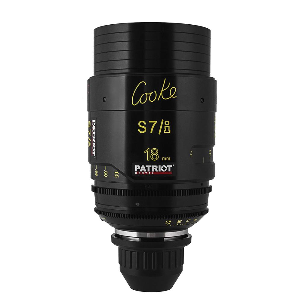 18mm COOKE S7/i Lens T2
