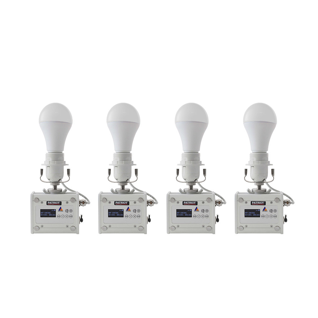 Astera NYX Bulb 4-lamp Set