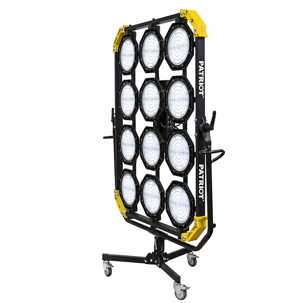Lightstar LUXED-12 2160W Bi-Color LED LIGHT