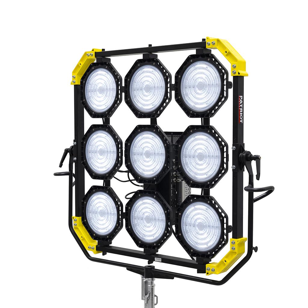 Lightstar LUXED-9 1620W Bi-Color LED LIGHT