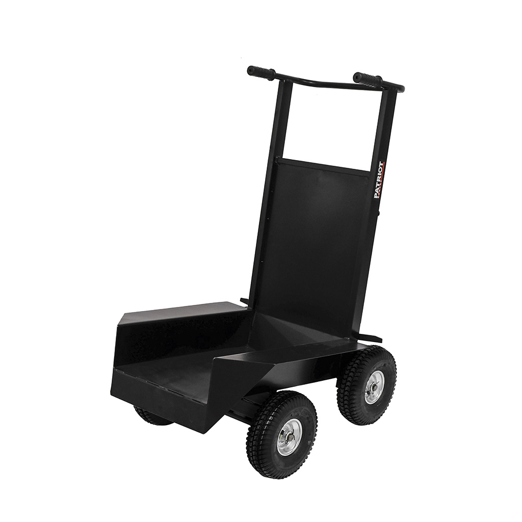 Cart for Cables and Sandbags