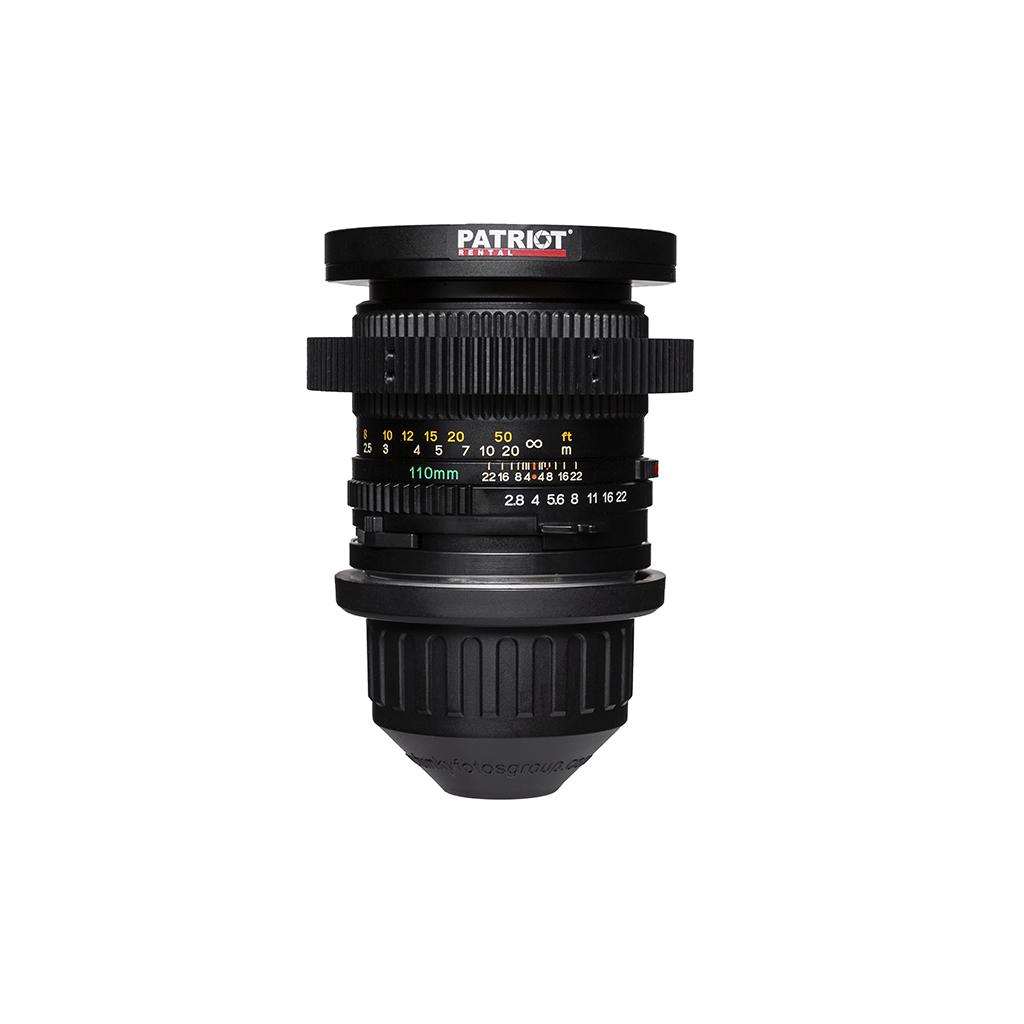 110mm MAMIYA Sekor C Lens F2.8