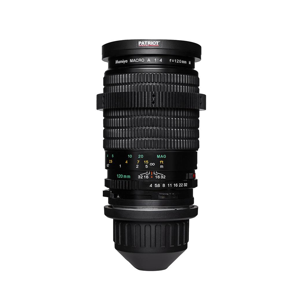 120mm MAMIYA Macro A Lens F4.0