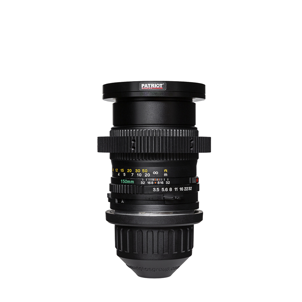 150mm MAMIYA Sekor C Lens F3.5