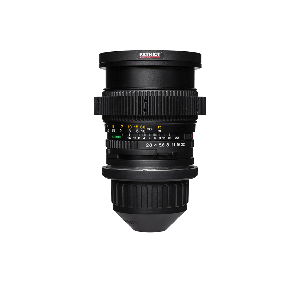 45mm MAMIYA Sekor C Lens F2.8