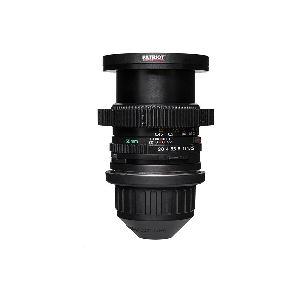 55mm MAMIYA Sekor C Lens F2.8