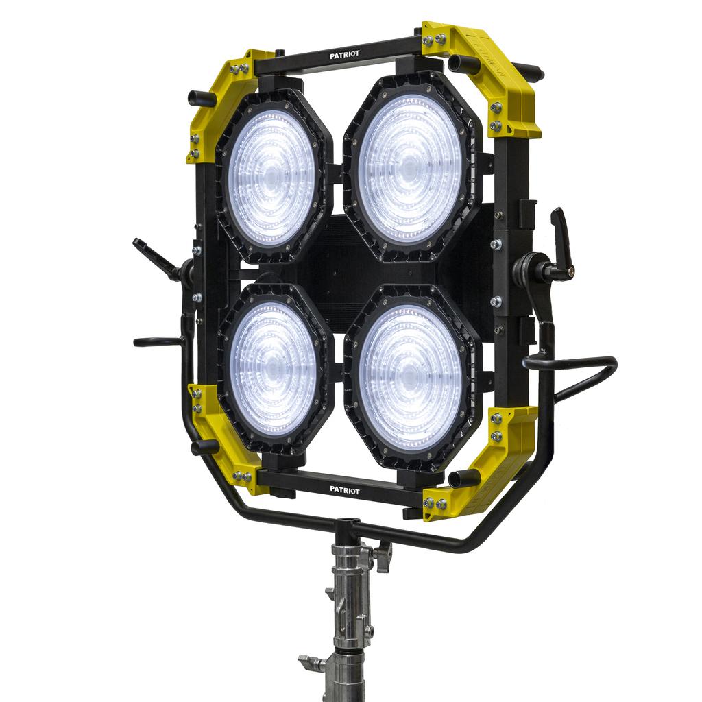 Lightstar LUXED-4 720W Bi-Color LED Light
