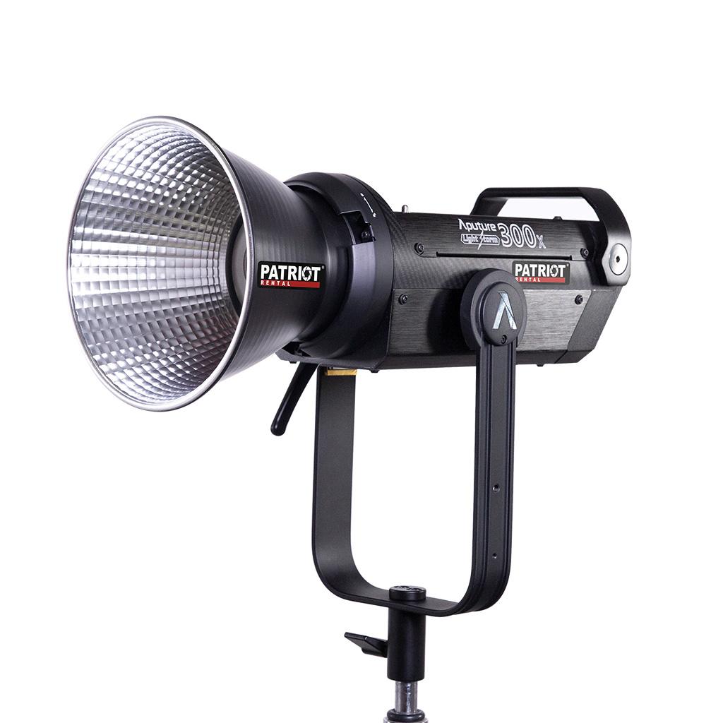Aputure Light Storm LS 300X Bi-Color LED Light