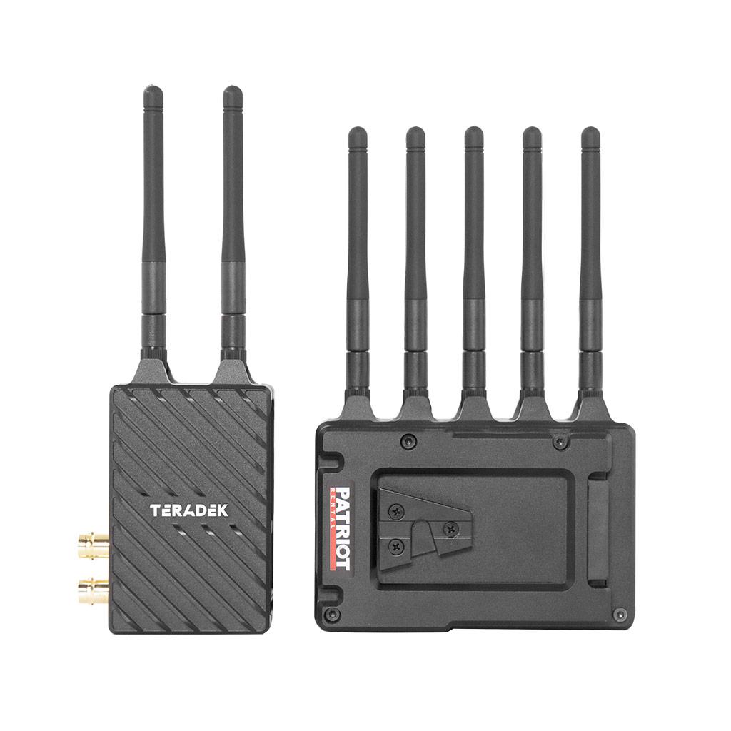 TERADEK BOLT 4K LT 1500 (SDI/HDMI, 1xRx)