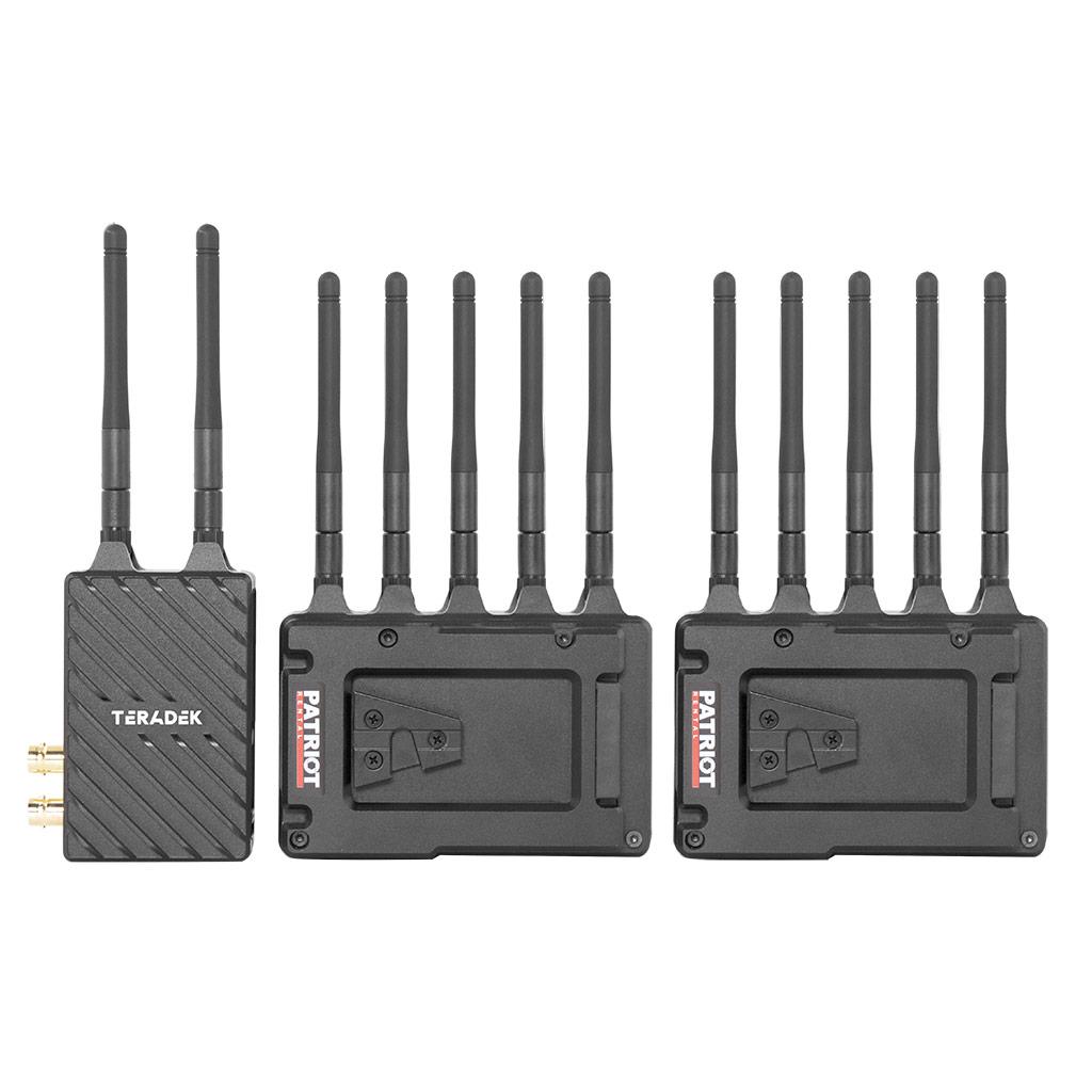 TERADEK BOLT 4K LT 1500 (SDI/HDMI, 2xRx)