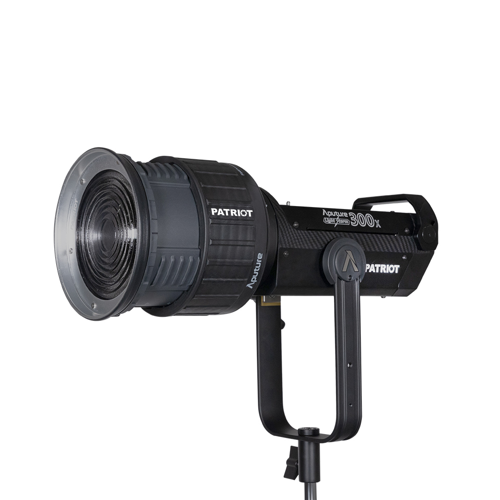 Aputure Fresnel 2x focusing lens 12°-40°