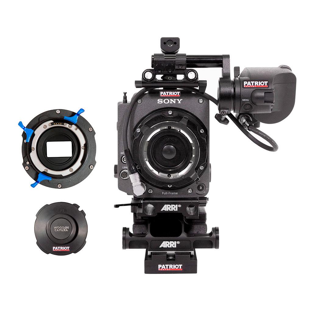 LPL Mount for Sony Venice Cameras