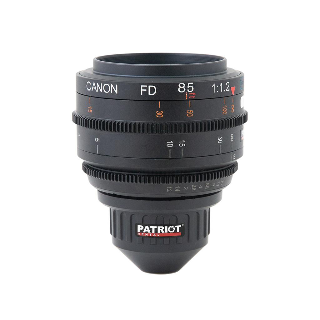 85mm CANON nFD-L Lens F1.2