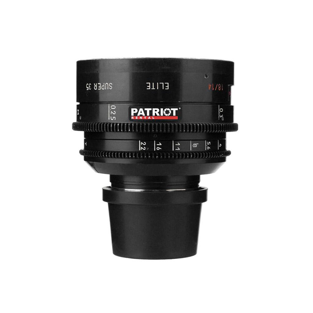 14mm ELITE lens T1.8