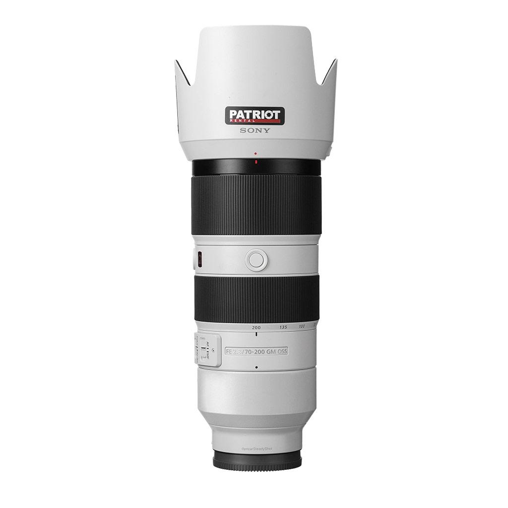 SONY Zoom FE 70-200mm F2.8 GM