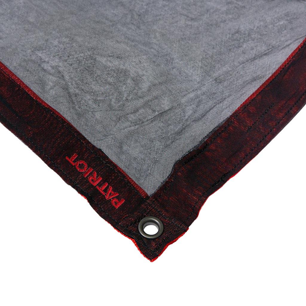 8×8 textile DOUBLE SCRIM BLACK