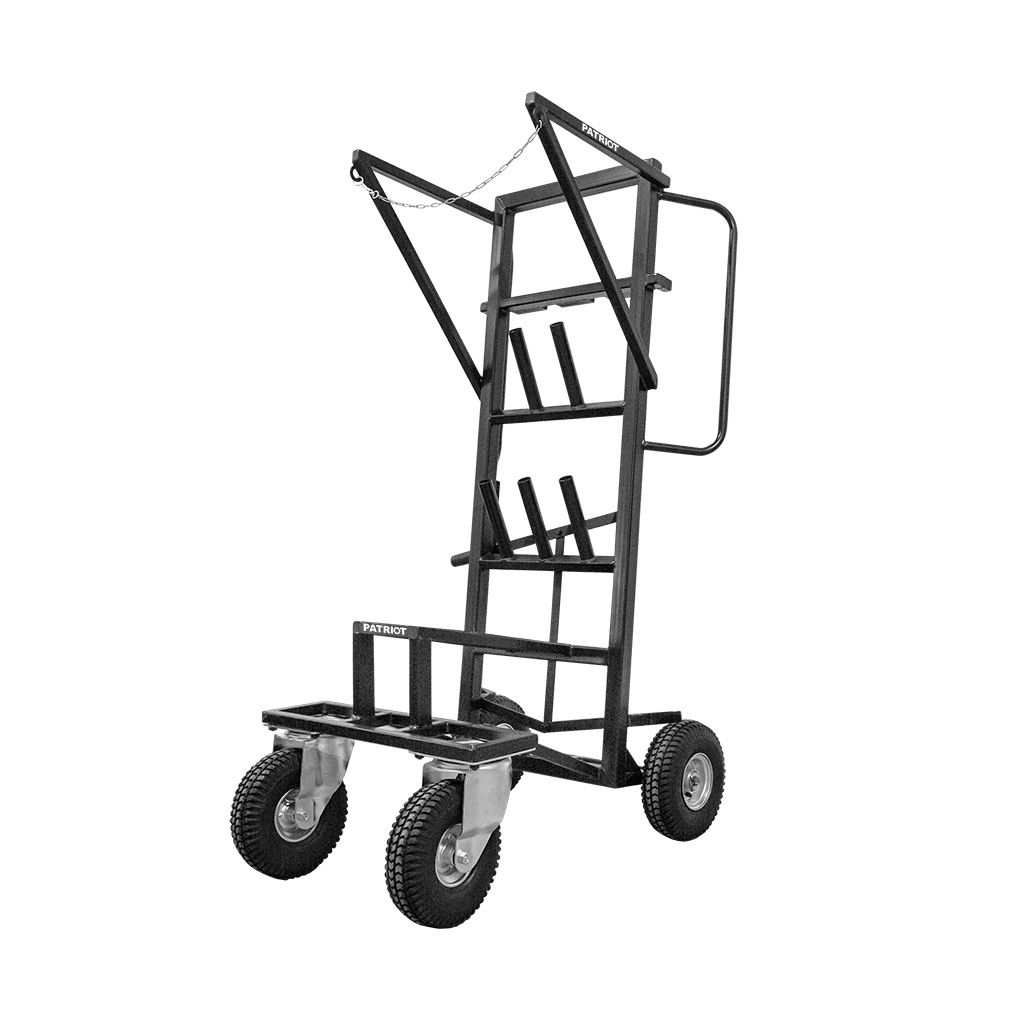 Cart for C-stands