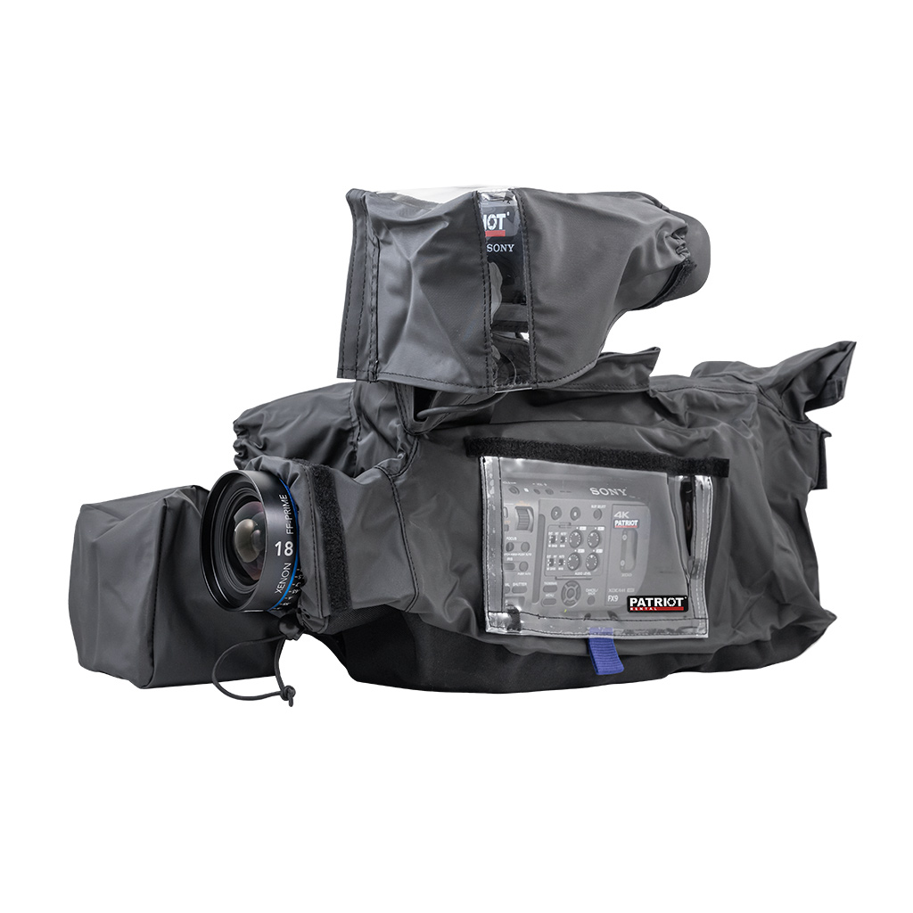 CamRade wetSuit rain cover for Sony FX9