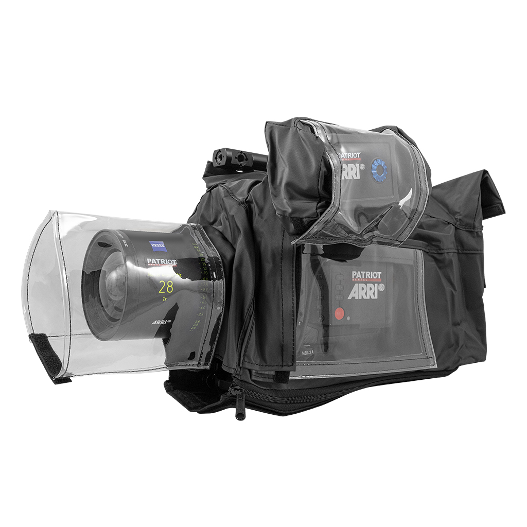 CamRade wetSuit rain cover for Alexa mini LF