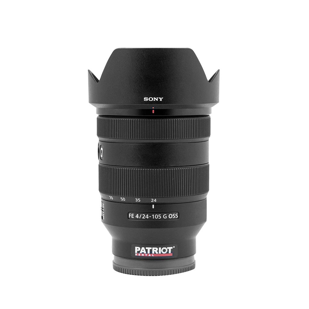 SONY Zoom FE 24-105mm F4 G OSS