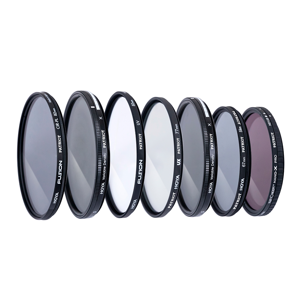 Filters for Sony Lenses