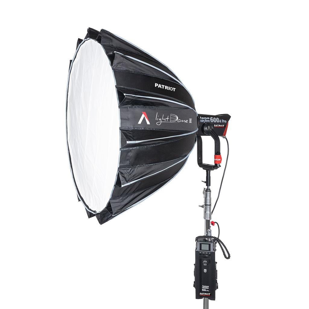 Aputure Light Dome II Softbox Kit