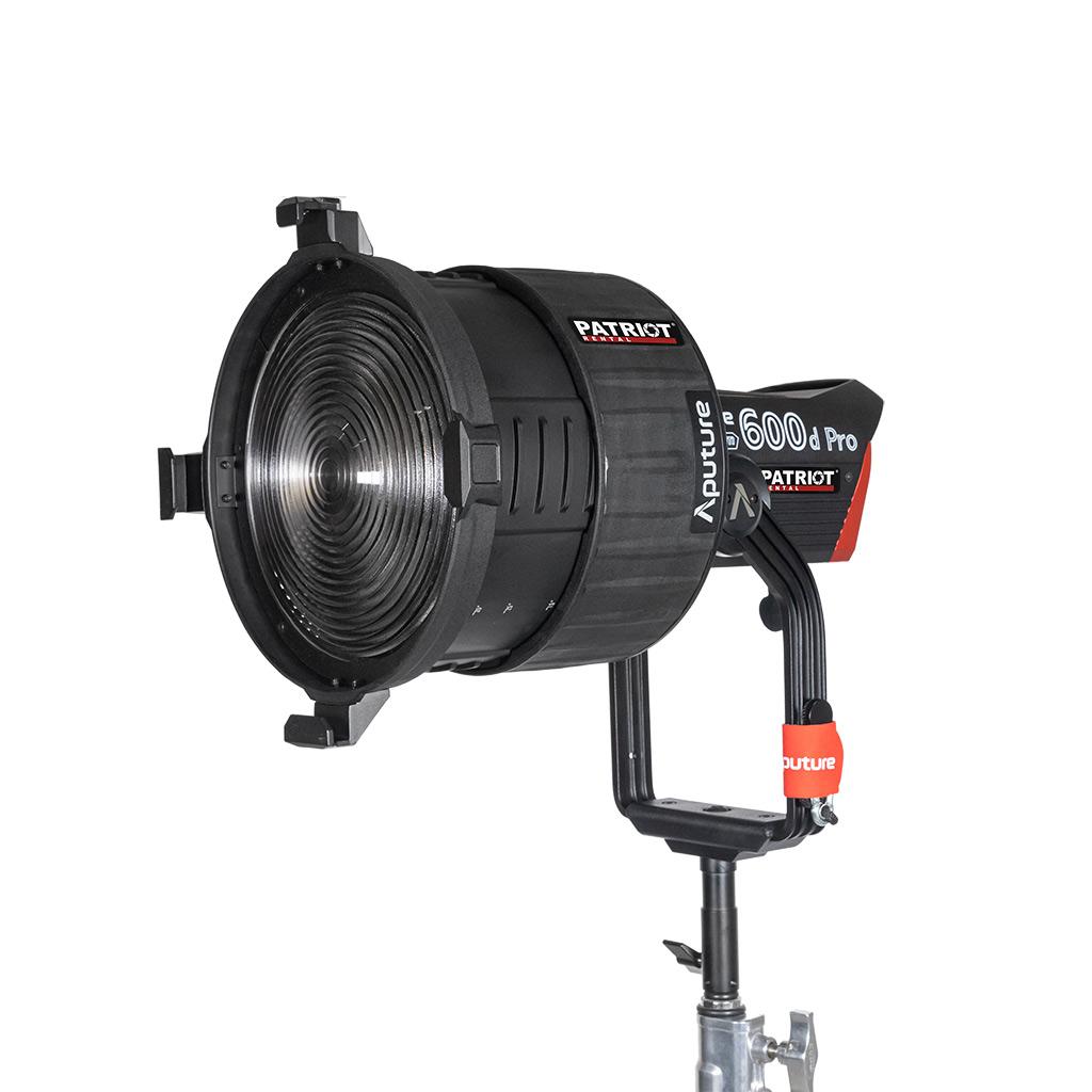 Aputure Fresnel F10 focusing lens 15°-45°