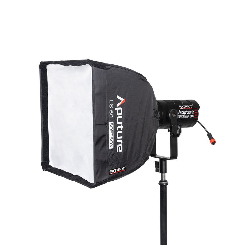 Aputure LS60 Softbox Kit